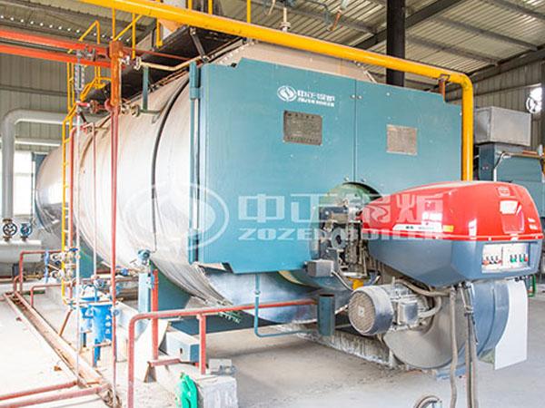 燃气锅炉技术参数_4吨,6吨燃油燃气蒸汽锅炉技术参数有哪些?-无锡中正锅炉|蒸汽 ...